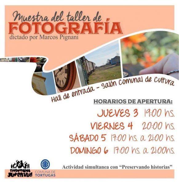 MUESTRA DE FOGRAFÍA