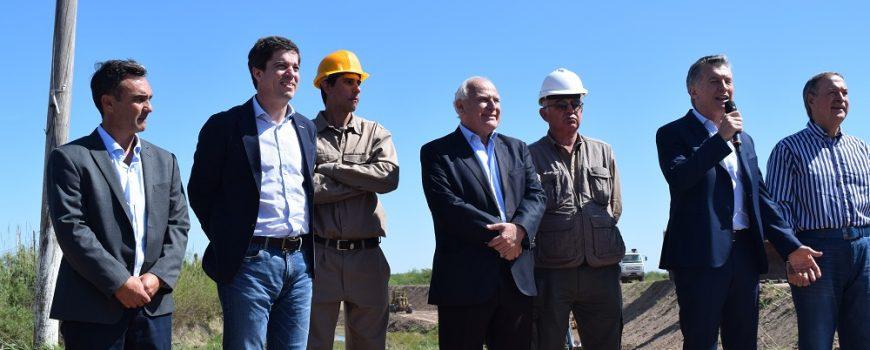 Presentación Obra Canal San Antonio - Arroyo Tortugas