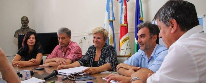 ENCUENTRO DE INTENDENTES Y PRESIDENTES COMUNALES