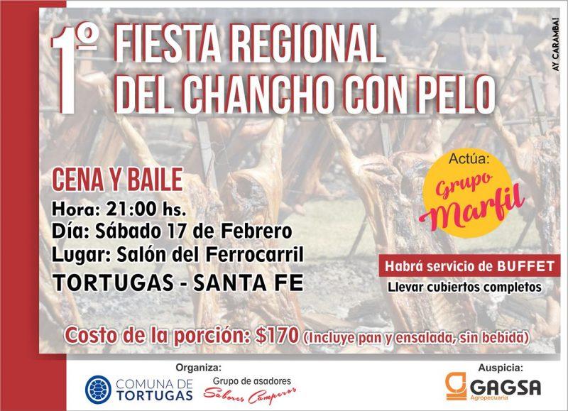 FIESTA REGIONAL DEL CHANCHO CON PELO