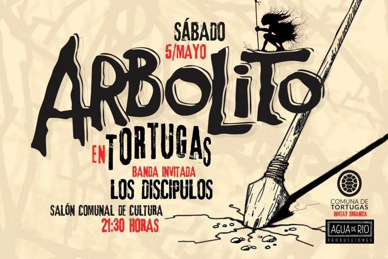 Arbolito sabado 5 de mayo
