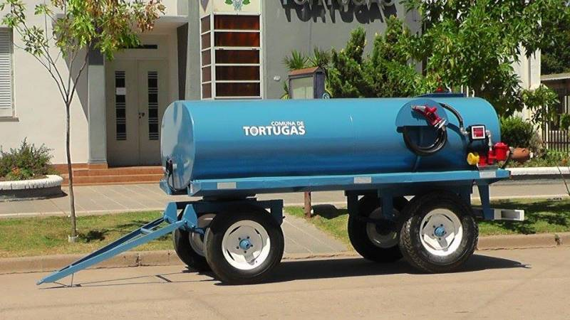 Foto tanque combustible