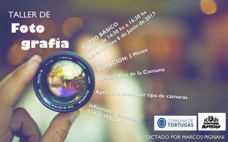 TALLER DE FOTOGRAFÍA ¡SUMATE!